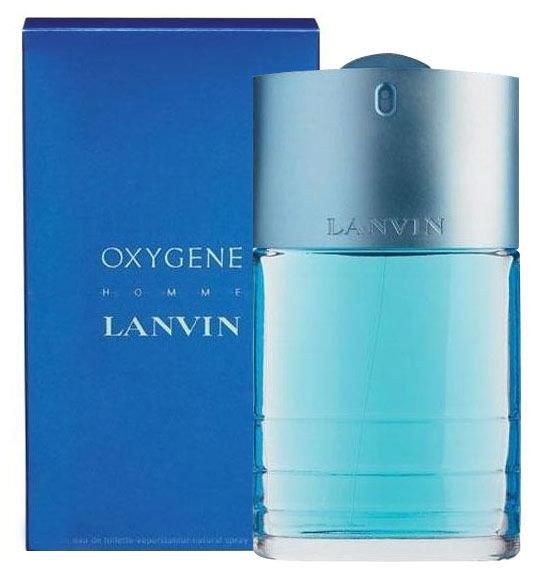 Lanvin Oxygene Homme EDT 50ml