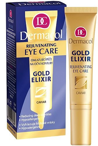 Dermacol Gold Elixir Cosmetic 15ml