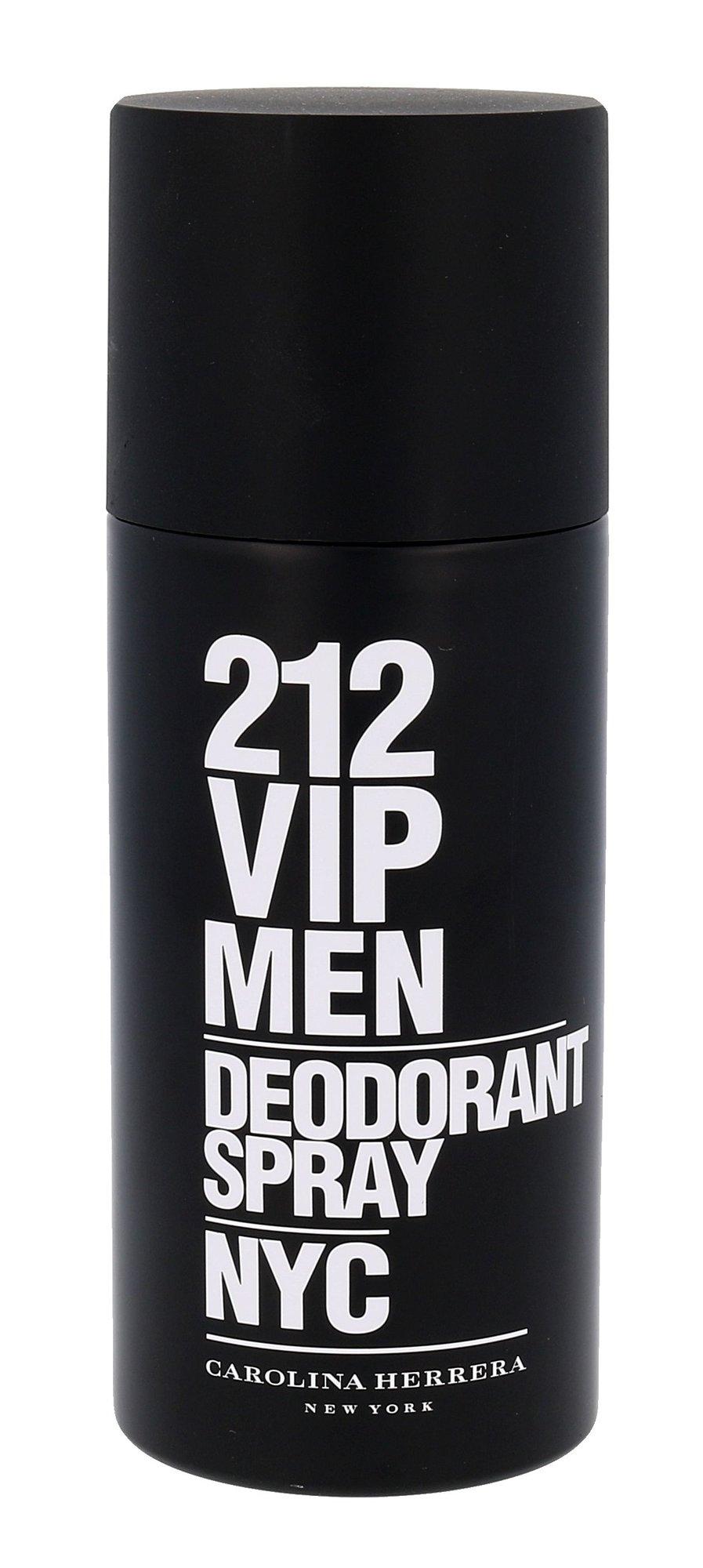 Carolina Herrera 212 VIP Men Deodorant 150ml
