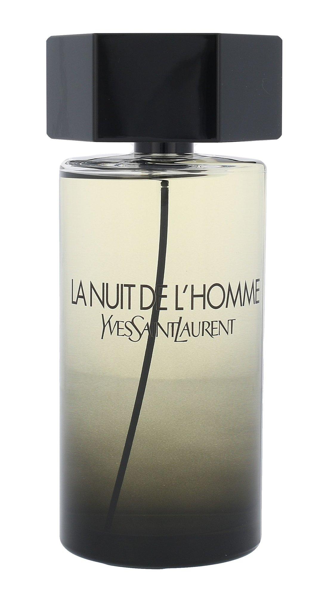 Yves Saint Laurent La Nuit De L´Homme EDT 200ml