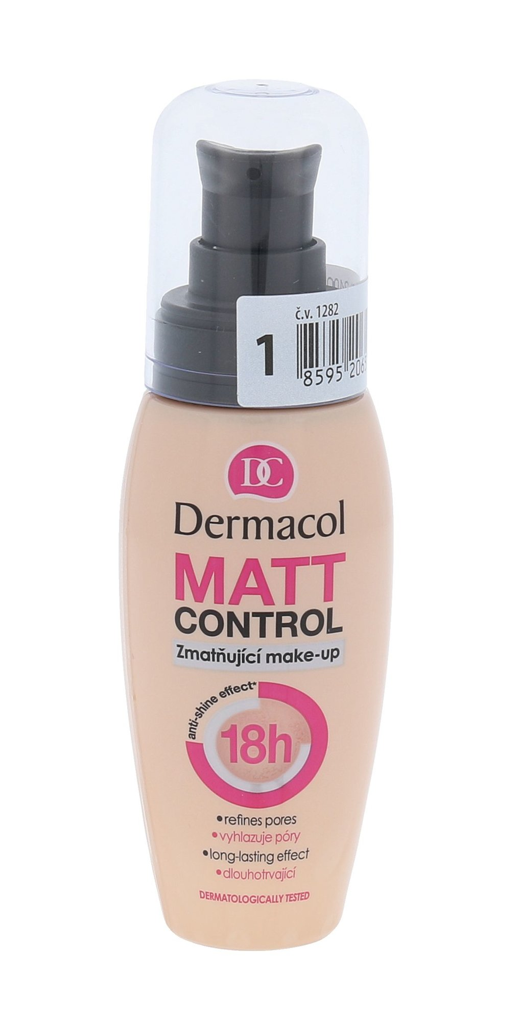 Dermacol Matt Control Cosmetic 30ml 1