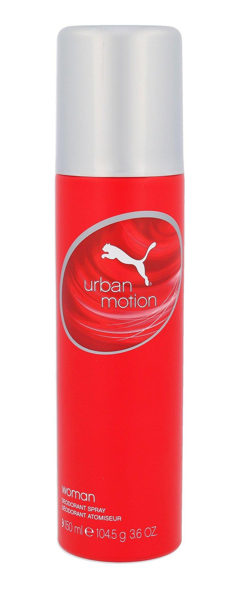 Puma Urban Motion Deodorant 150ml