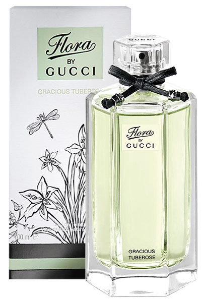 Gucci Flora by Gucci Gracious Tuberose EDT 100ml