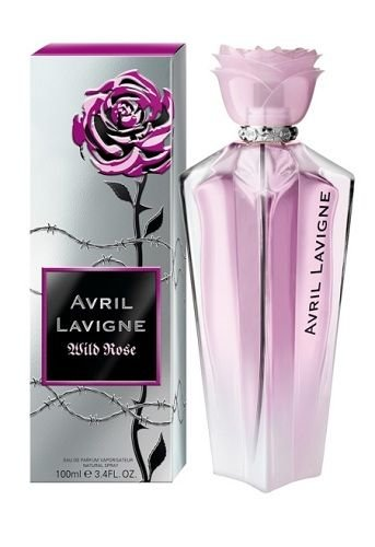 Avril Lavigne Wild Rose EDP 50ml