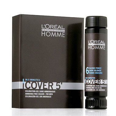 L´Oréal Professionnel Homme Cosmetic 3x50ml 2 Brown