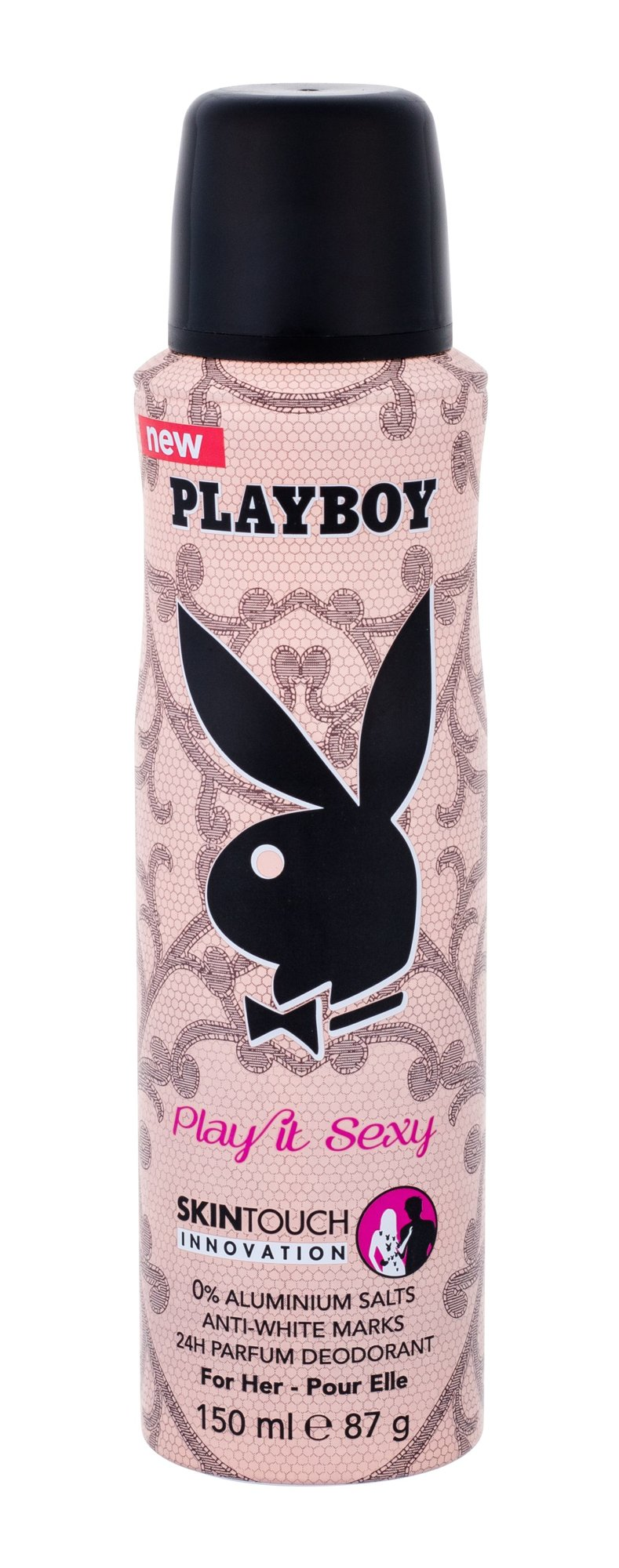 Playboy Play It Sexy For Her Deodorant 150ml