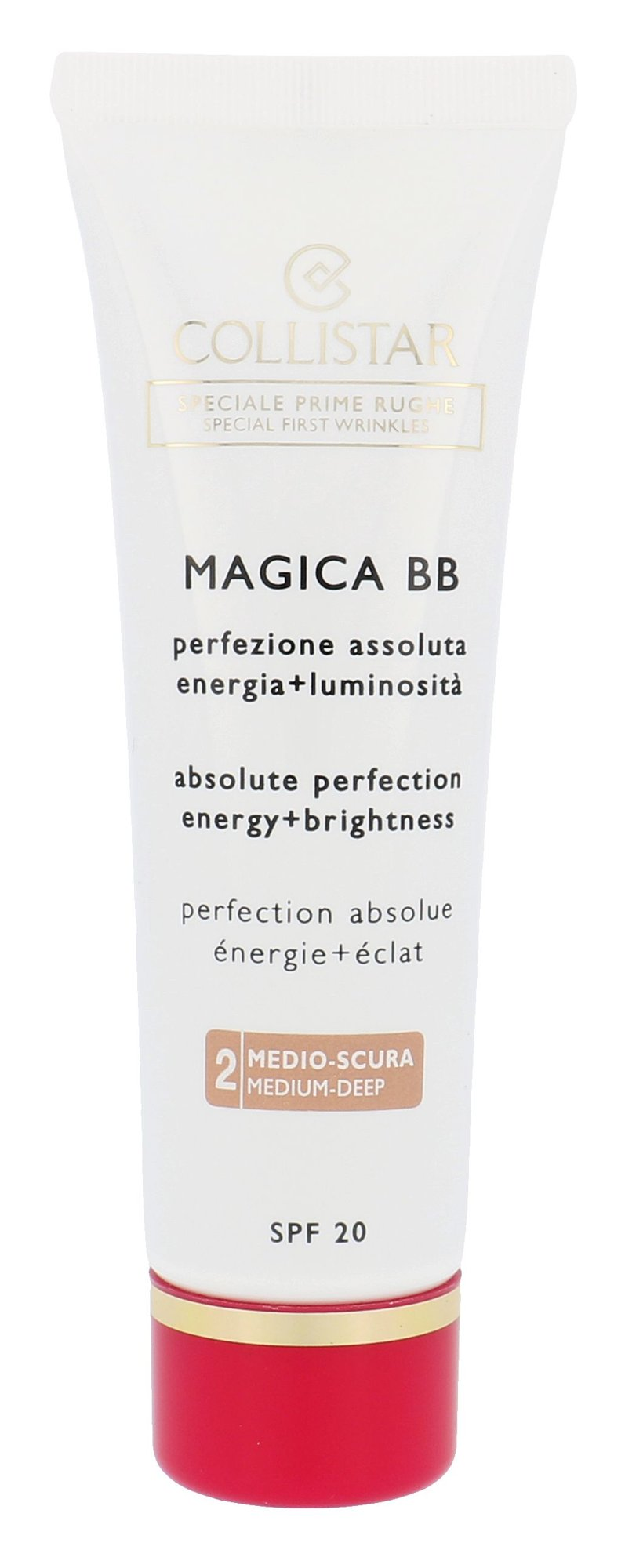 Collistar Magica BB Absolute Perfection Cream Cosmetic 50ml 2 Medium-Deep