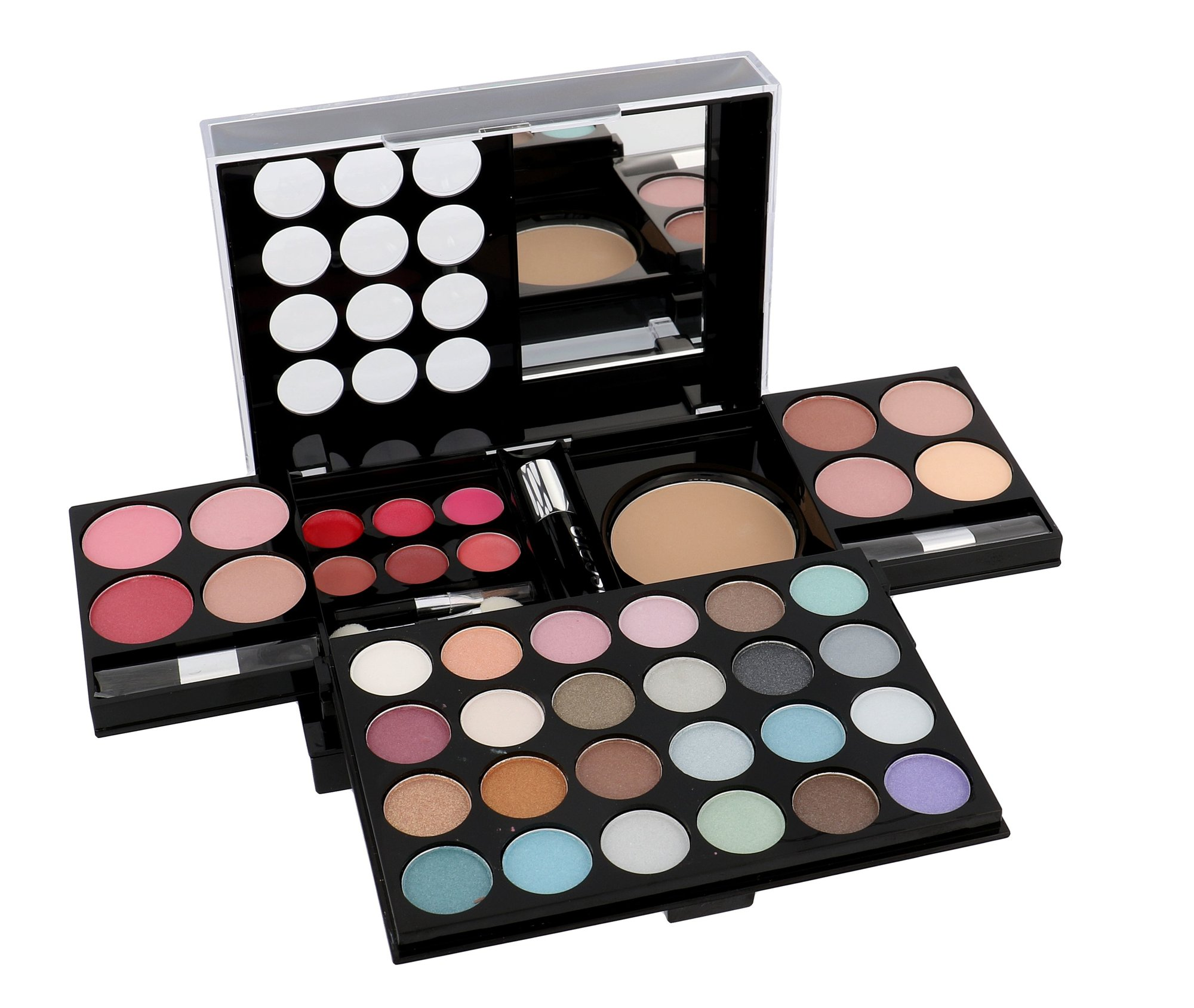Akių šešėlis Makeup Trading Schmink Set 40 Colors
