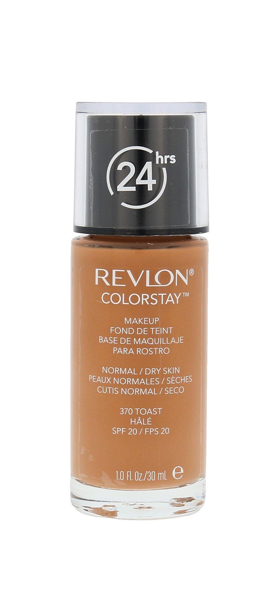 Revlon Colorstay Cosmetic 30ml 370 Toast