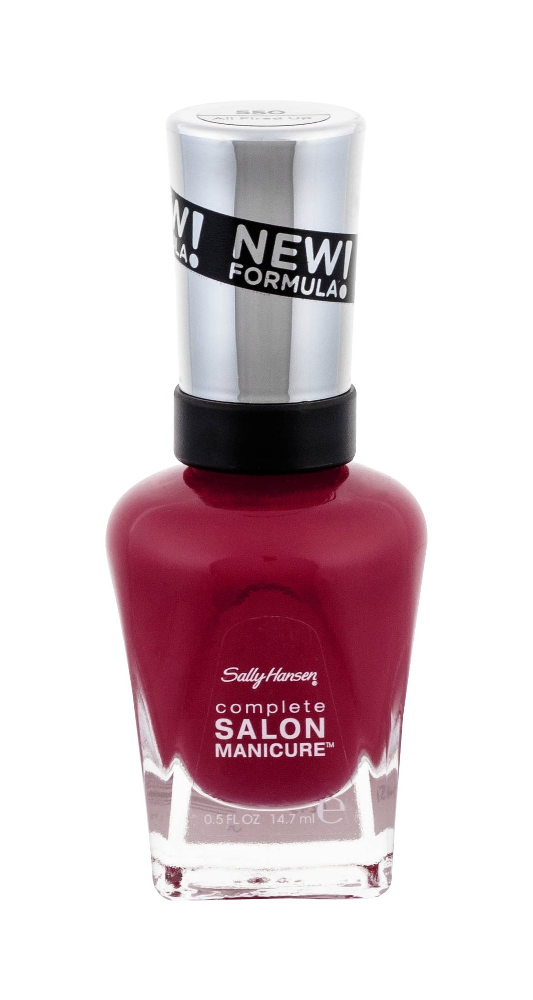 Sally Hansen Complete Salon Manicure Cosmetic 14,7ml 360 Plums The Word