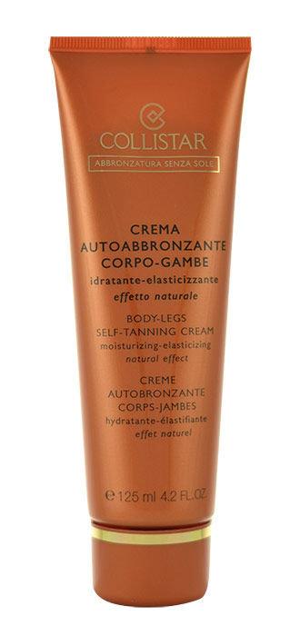 Collistar Body-Legs Self-Tanning Cream Cosmetic 125ml