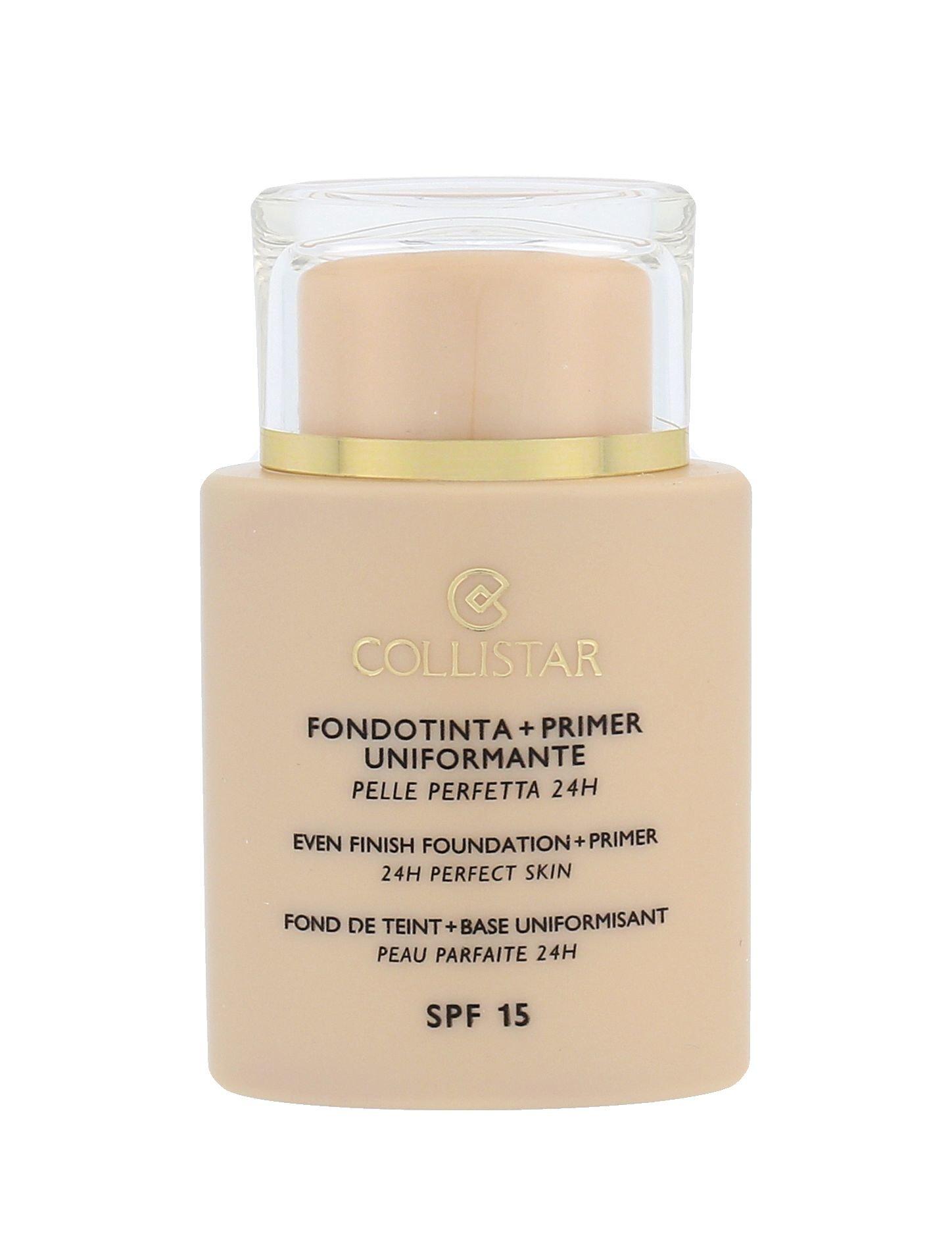 Collistar Evening Foundation + Primer Cosmetic 35ml 5 Amber