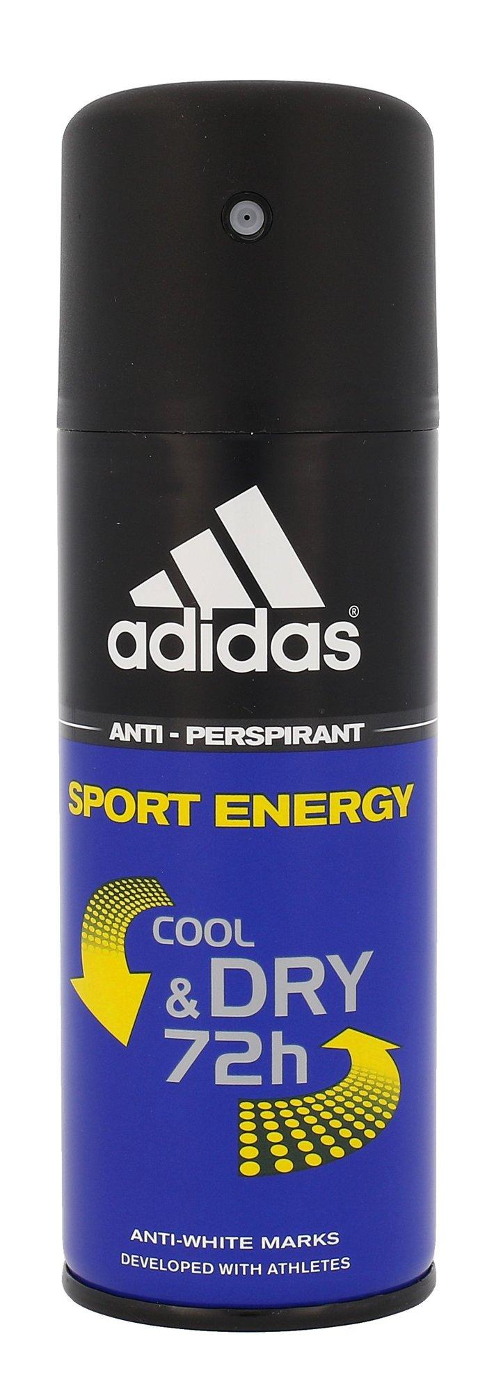Antisperantas Adidas Sport Energy Cool & Dry 72h