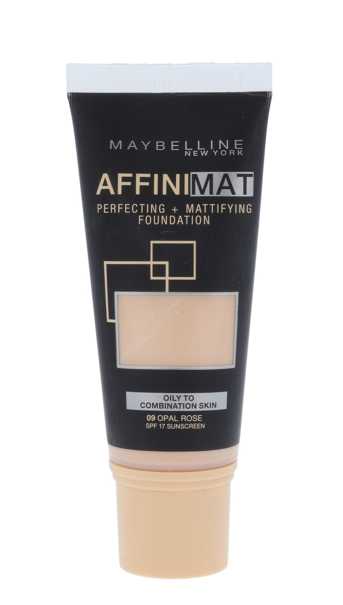 Maybelline Affinimat Cosmetic 30ml 09 Opal Rose