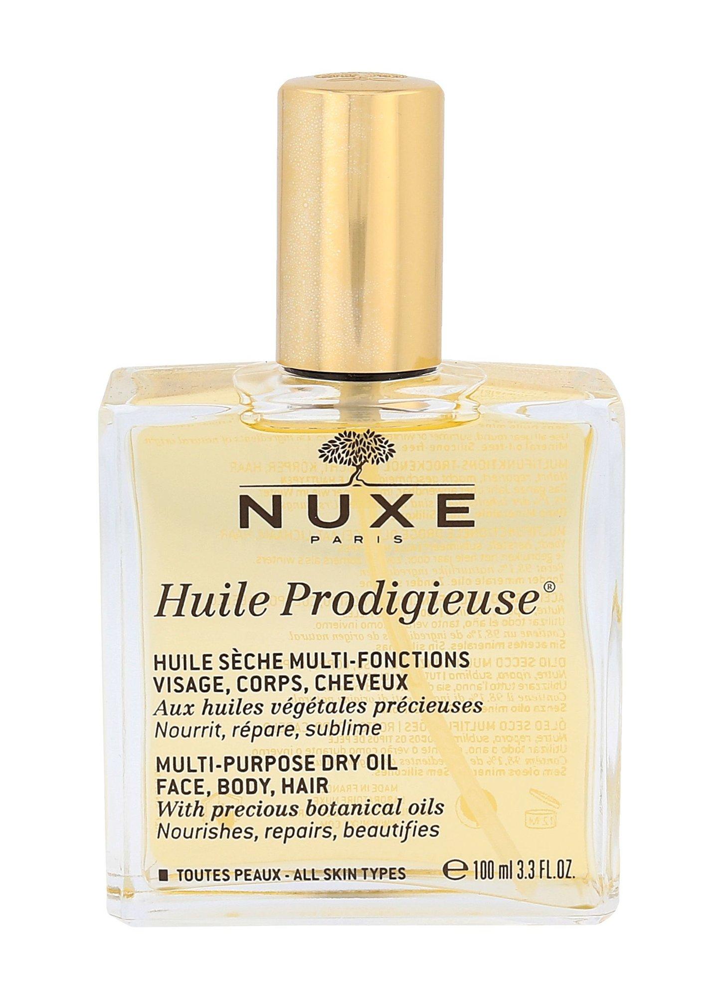 Nuxe Prodigieuse Multi-Purpose Dry Oil Cosmetic 100ml