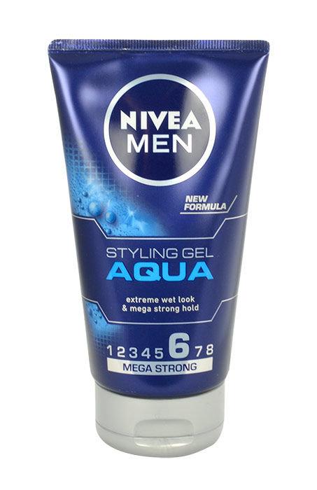 Nivea Men Styling Gel Aqua Cosmetic 150ml