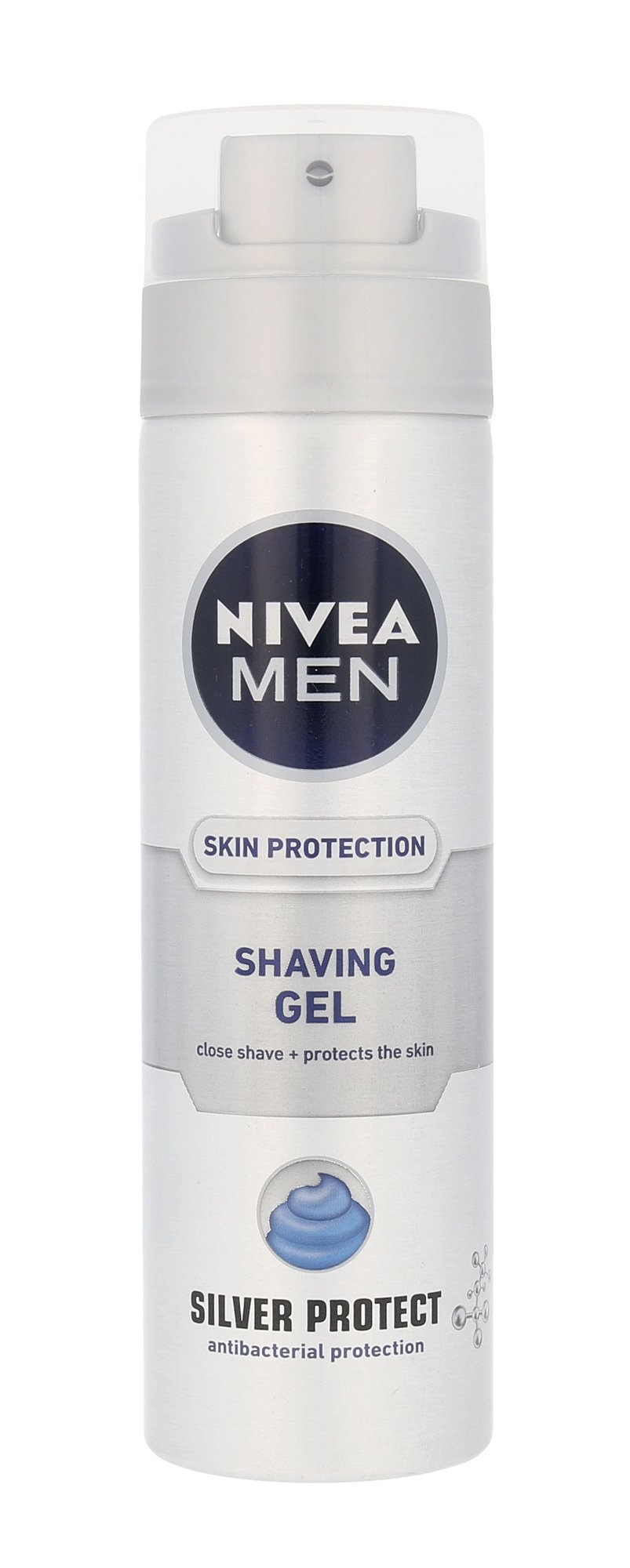 Nivea Men Silver Protect Cosmetic 200ml