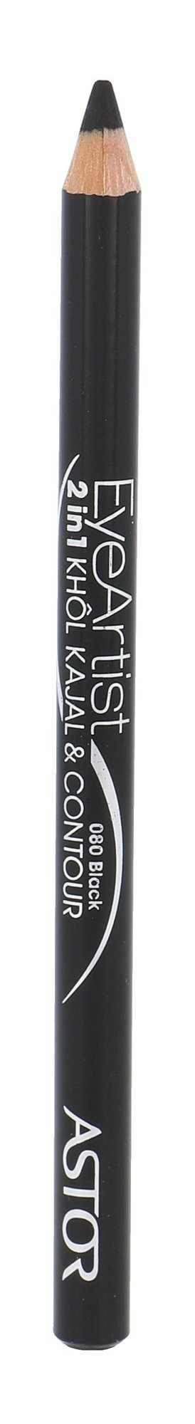 ASTOR Eye Artist Cosmetic 2ml 080 Black