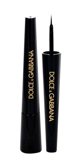 Dolce&Gabbana Glam Liner Cosmetic 2,45ml 1 Black Intense