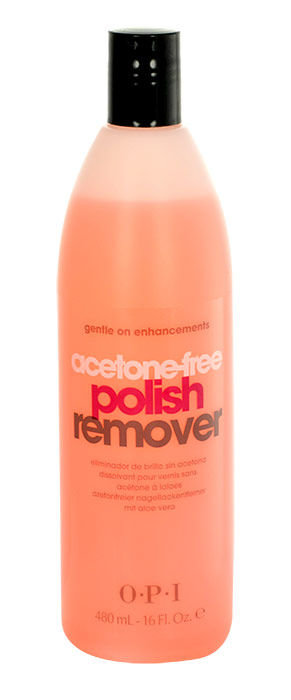 OPI Polish Remover Cosmetic 480ml  Acetone-Free