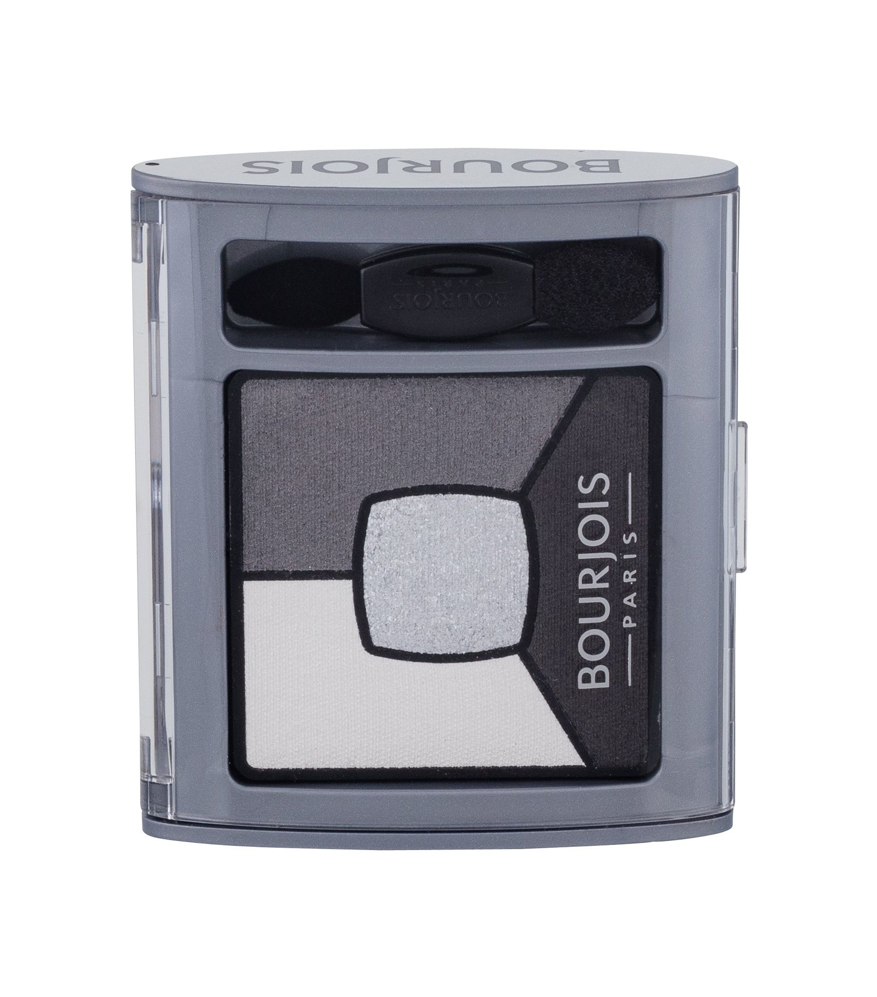 BOURJOIS Paris Smoky Stories Cosmetic 3,2ml 01 Grey & Night