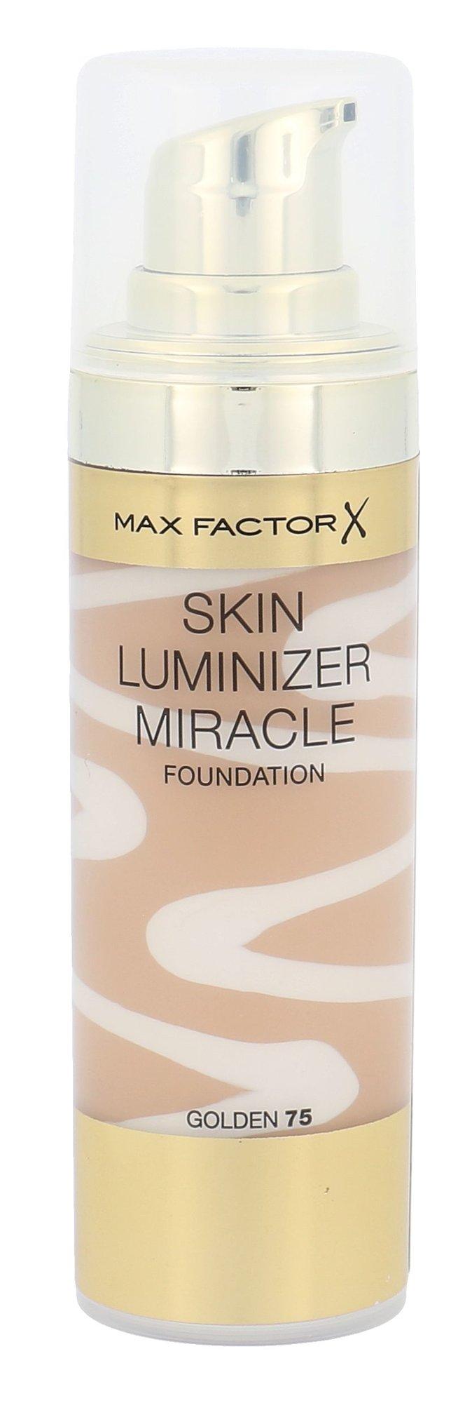 Max Factor Skin Luminizer Cosmetic 30ml 75 Golden