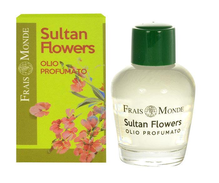 Frais Monde Sultan Flowers Perfumed oil 12ml