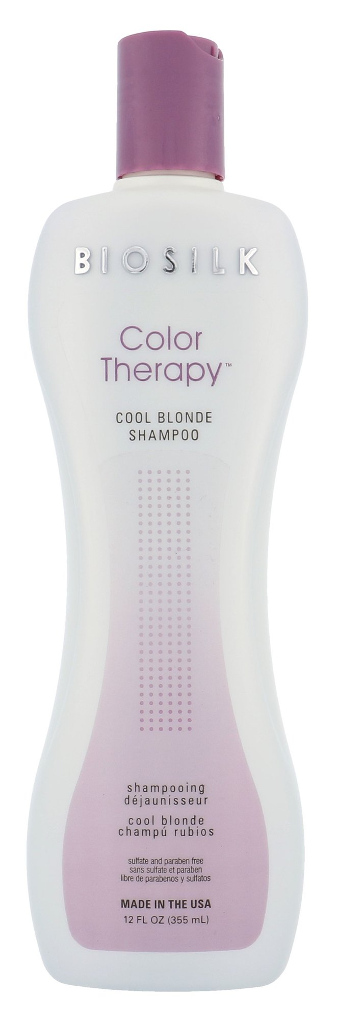 Farouk Systems Biosilk Color Therapy Cool Blonde Shampoo Cosmetic 355ml