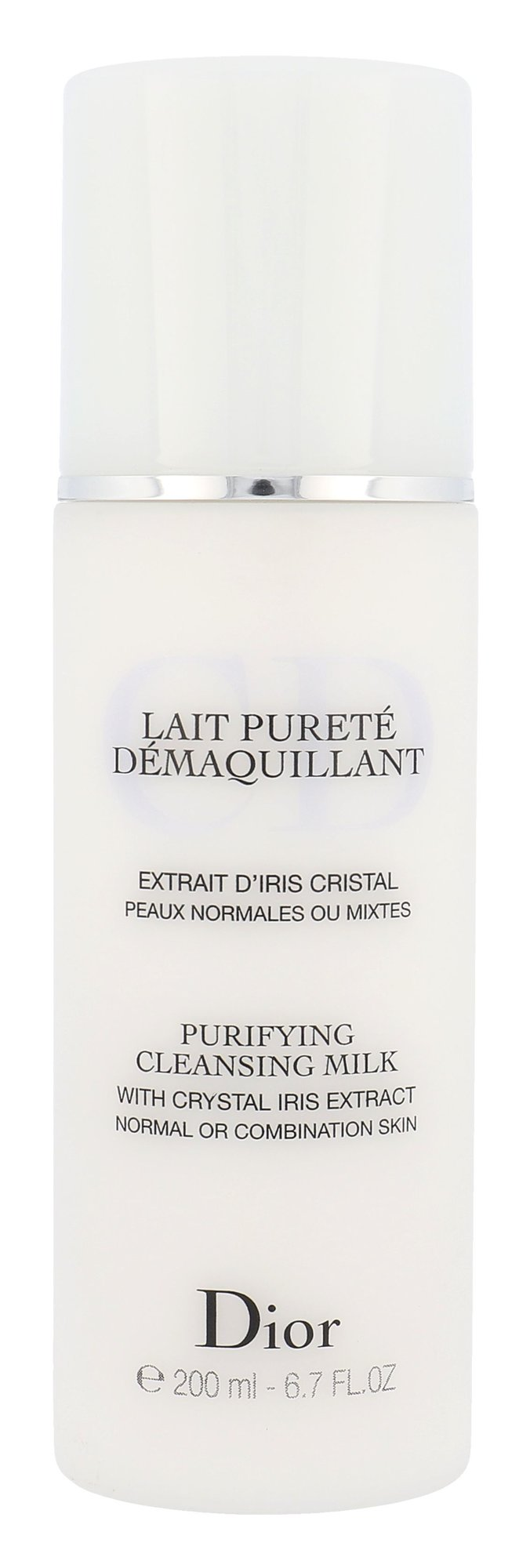 Christian Dior Purifying Cleansing Milk Cosmetic 200ml