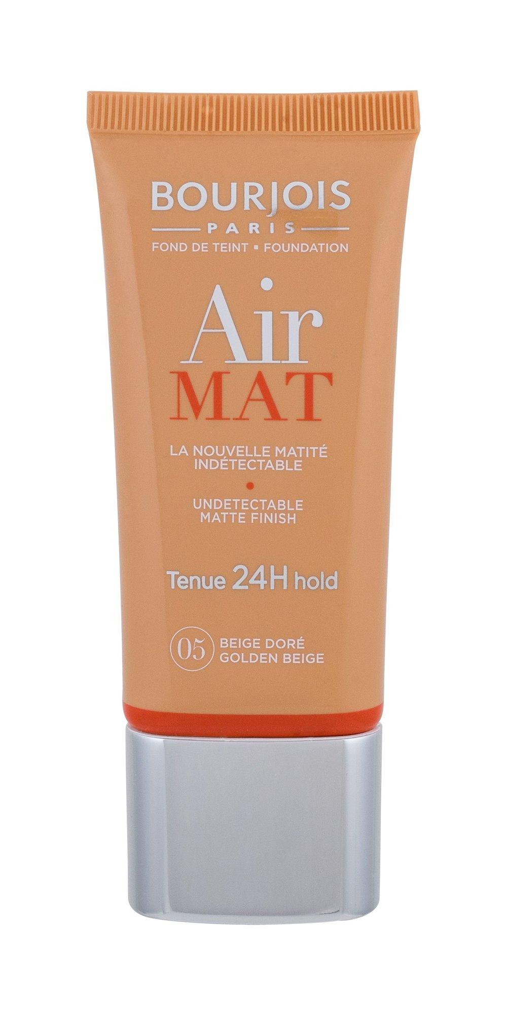 BOURJOIS Paris Air Mat Cosmetic 30ml 05 Golden Beige