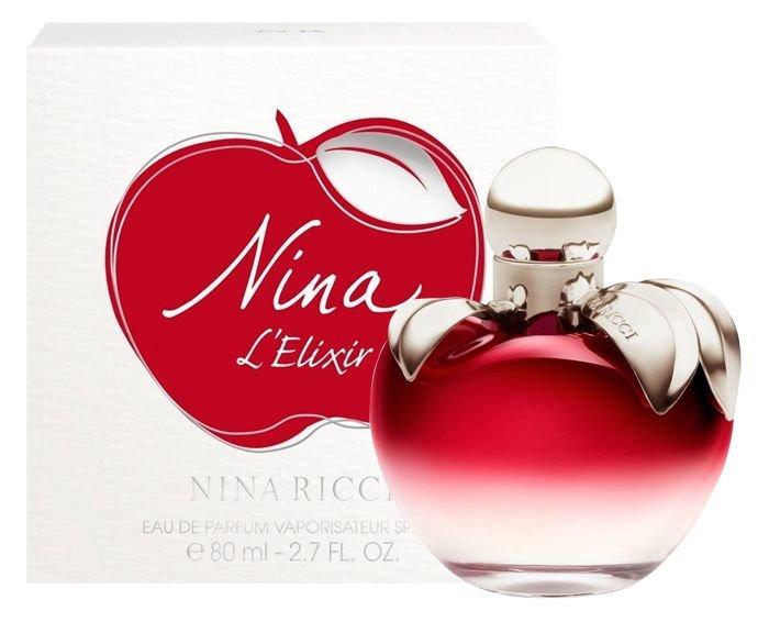 Nina Ricci Nina L´Elixir EDP 80ml