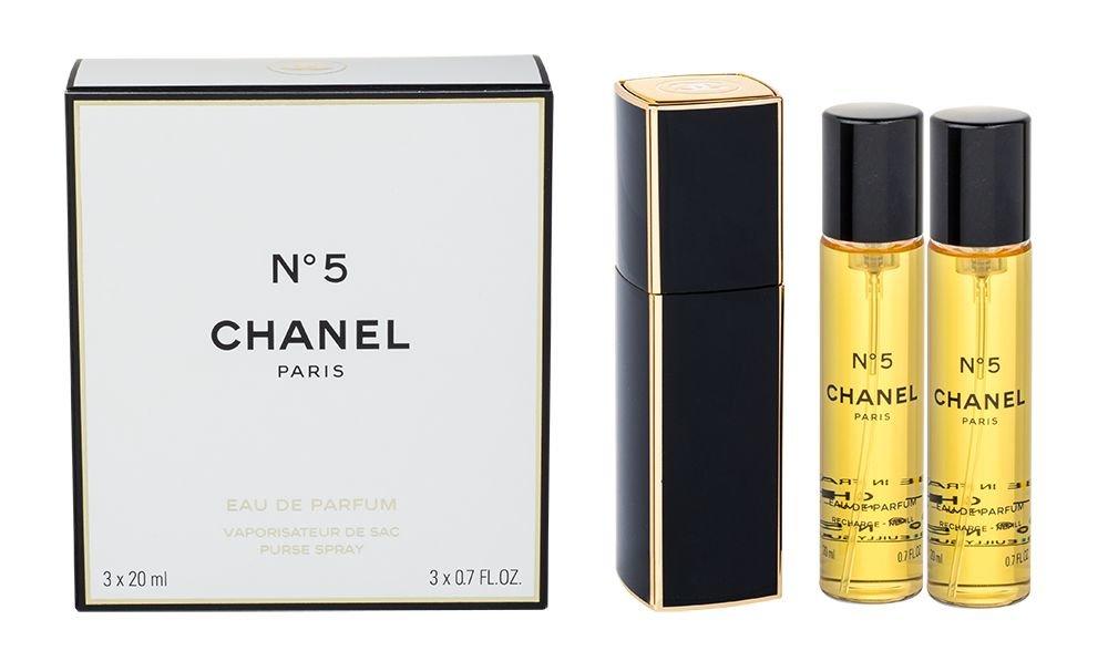 Chanel No.5 EDP 3x20ml