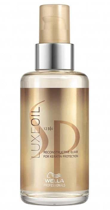 System Professional Luxe Oil Cosmetic 100ml