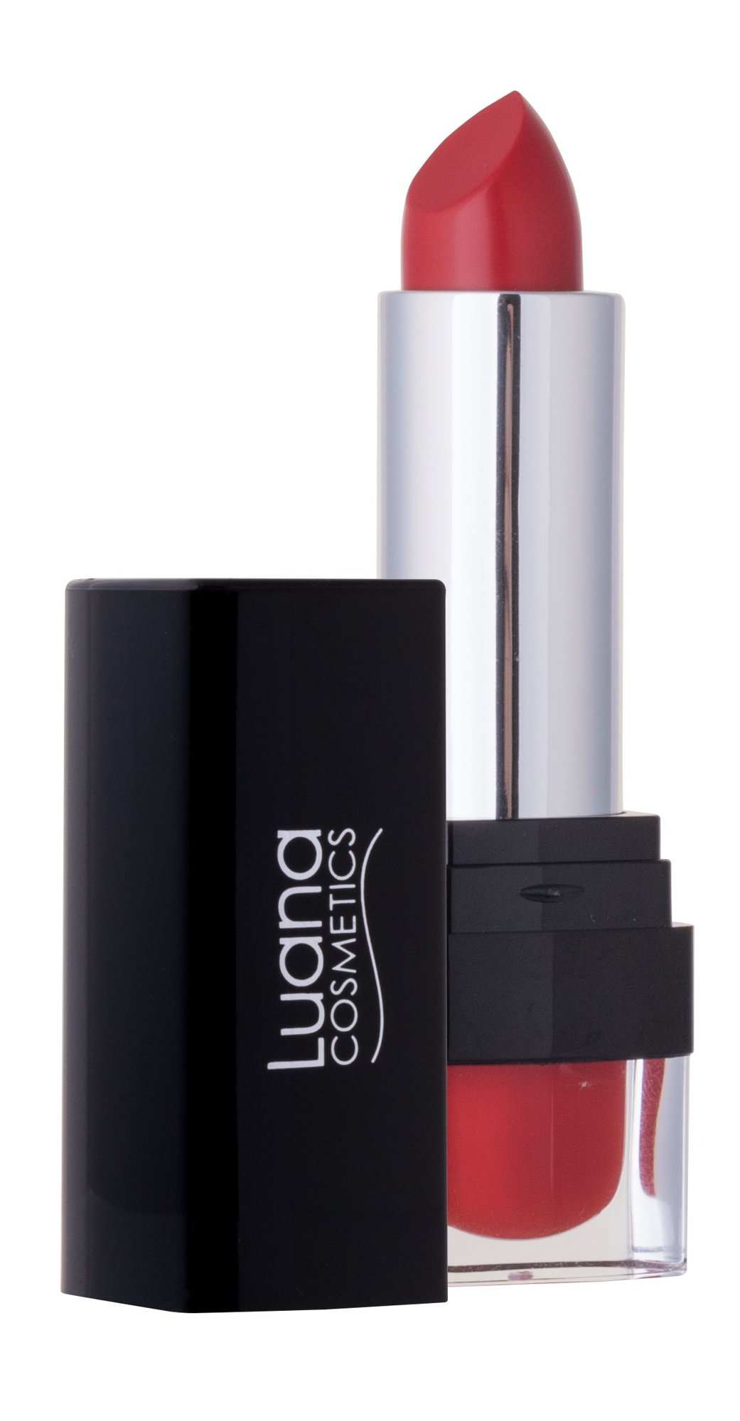 Luana Cosmetics Lipstick Cosmetic 3,5g Shine Red