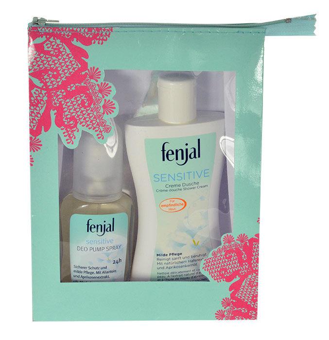 Fenjal Sensitive Shower Cream Kit 2013 Cosmetic 275ml