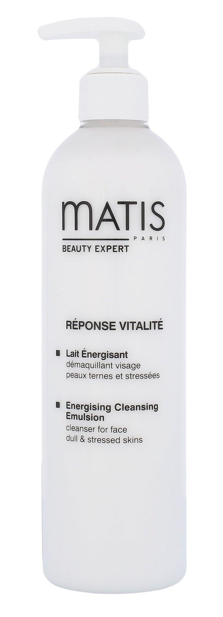 Matis Réponse Vitalité Cosmetic 400ml  Energising Cleansing Emulsion