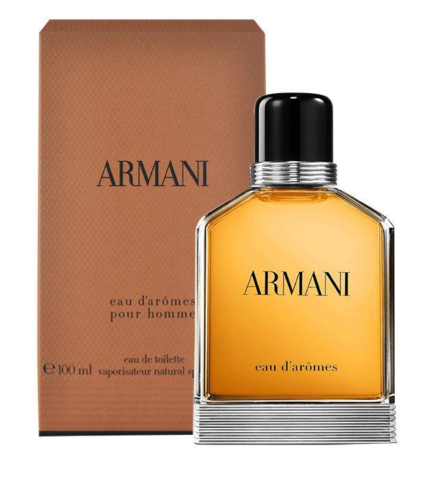 Giorgio Armani Eau d´Aromes EDT 100ml