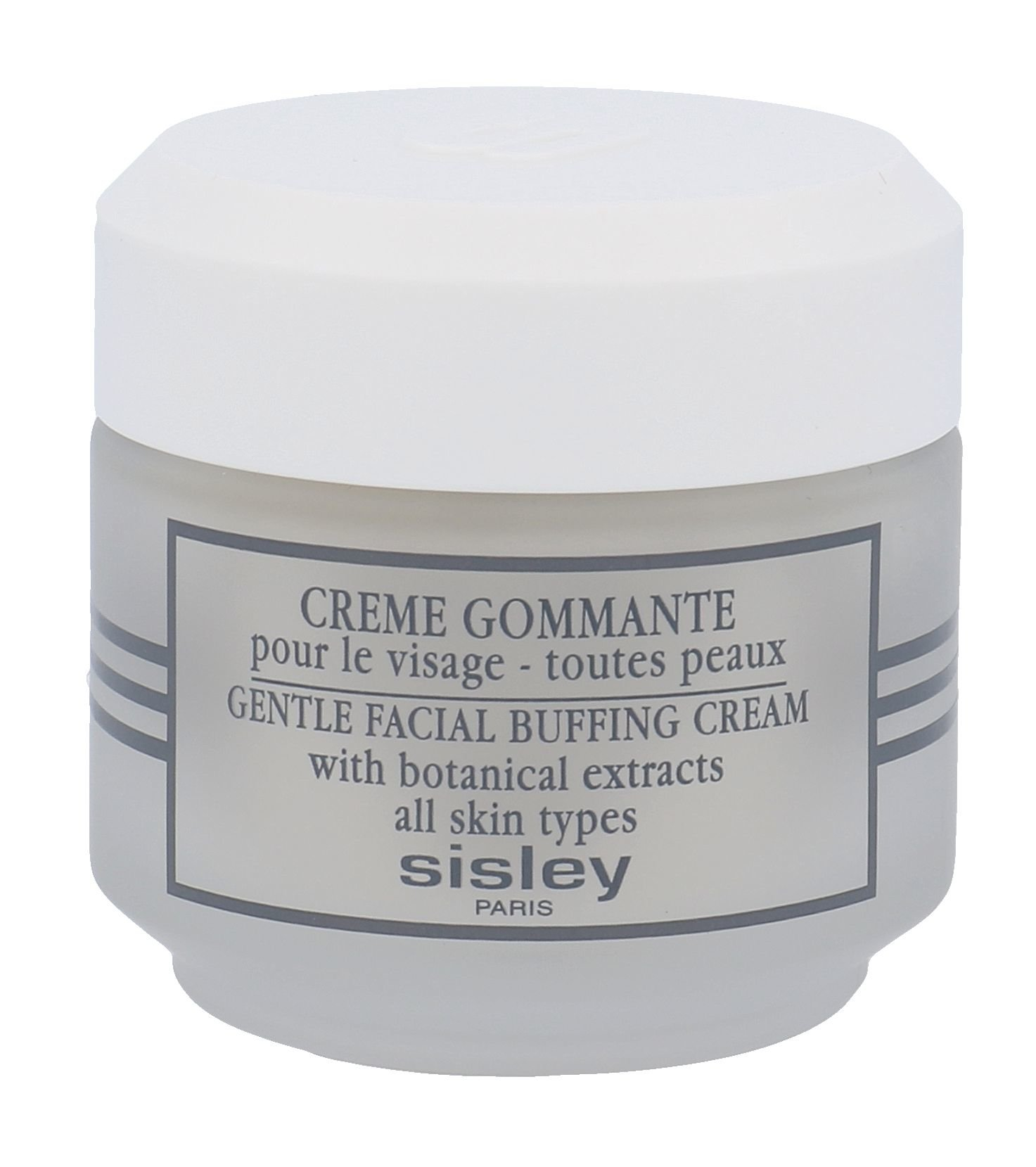 Sisley Gentle Facial Buffing Cream Cosmetic 50ml