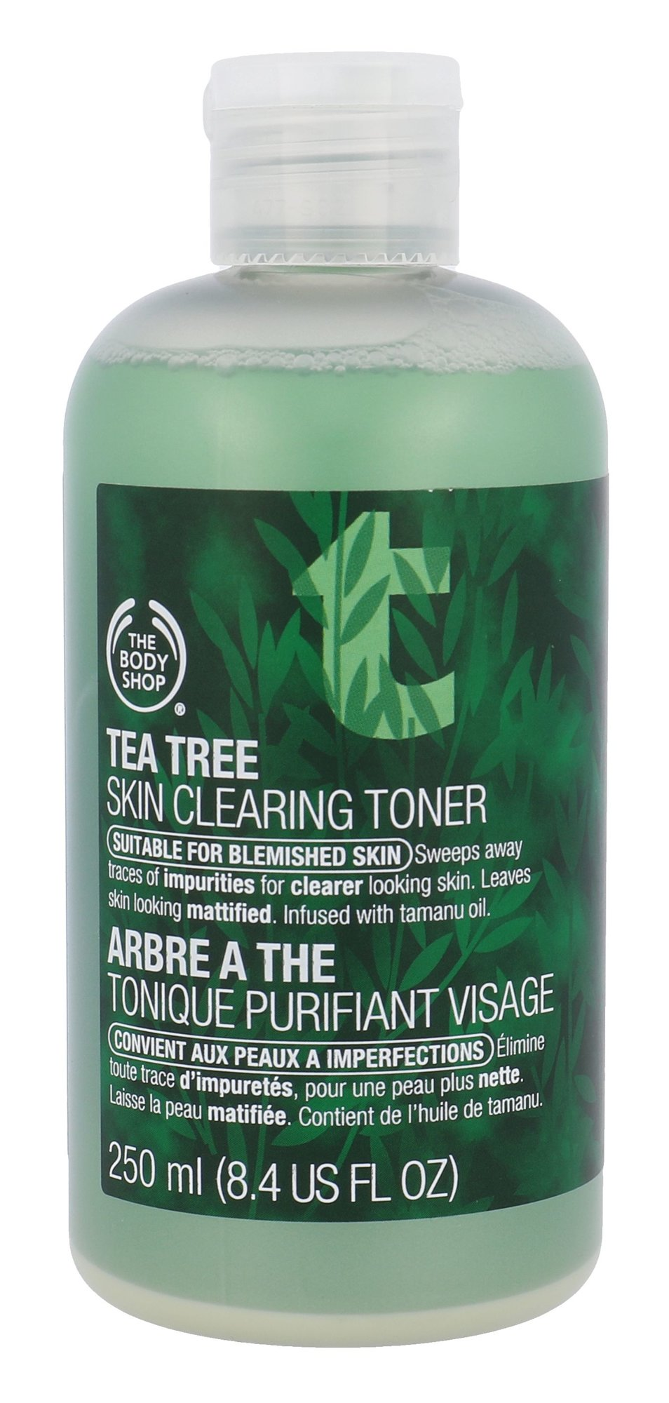 The Body Shop Tea Tree Cosmetic 250ml  Blemish Fade