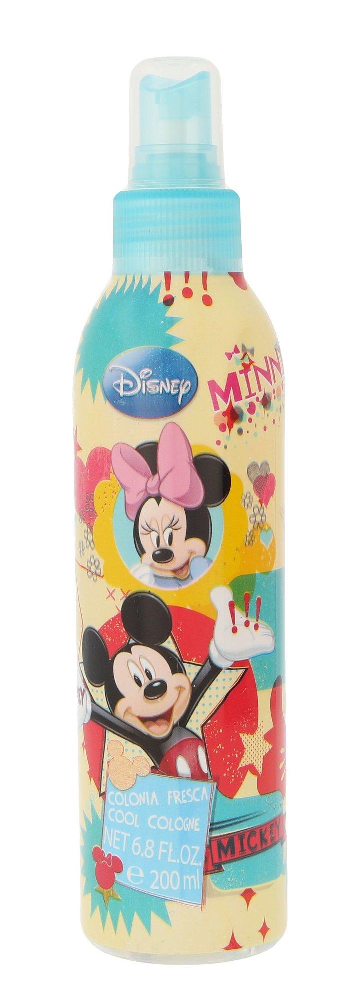 Disney Mickey & Minnie Tělový spray 200ml