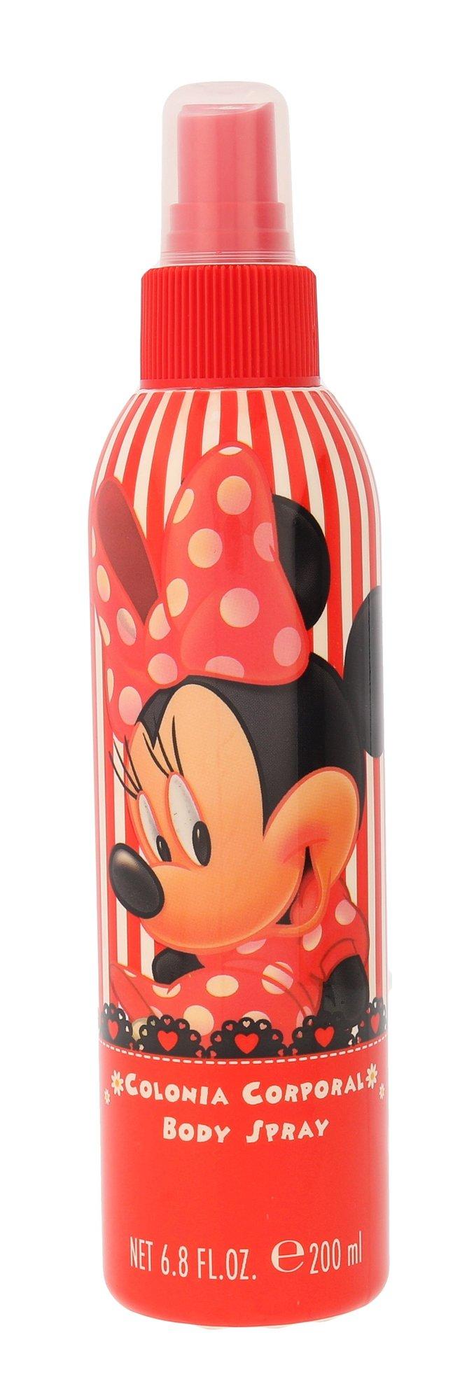 Disney Minnie Mouse Tělový spray 200ml