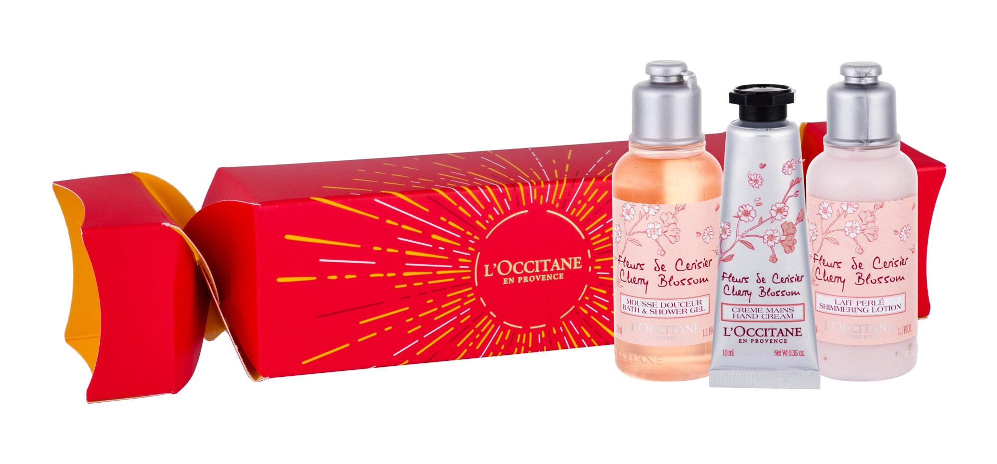 L´Occitane Cherry Blossom Cosmetic 35ml