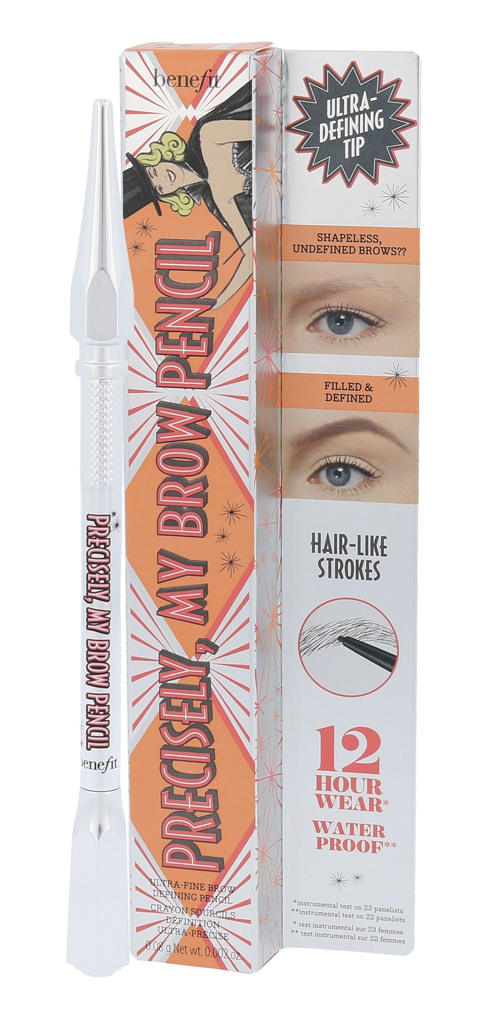 Benefit Precisely, My Brow Cosmetic 0,08ml 04 Medium