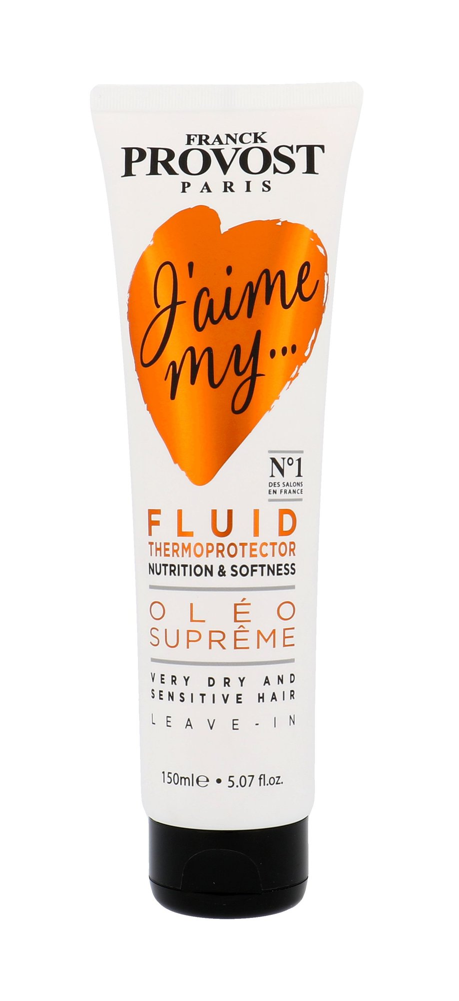 FRANCK PROVOST PARIS J´Aime My... Oléo Supreme Fluid Thermoprotector Cosmetic 150ml