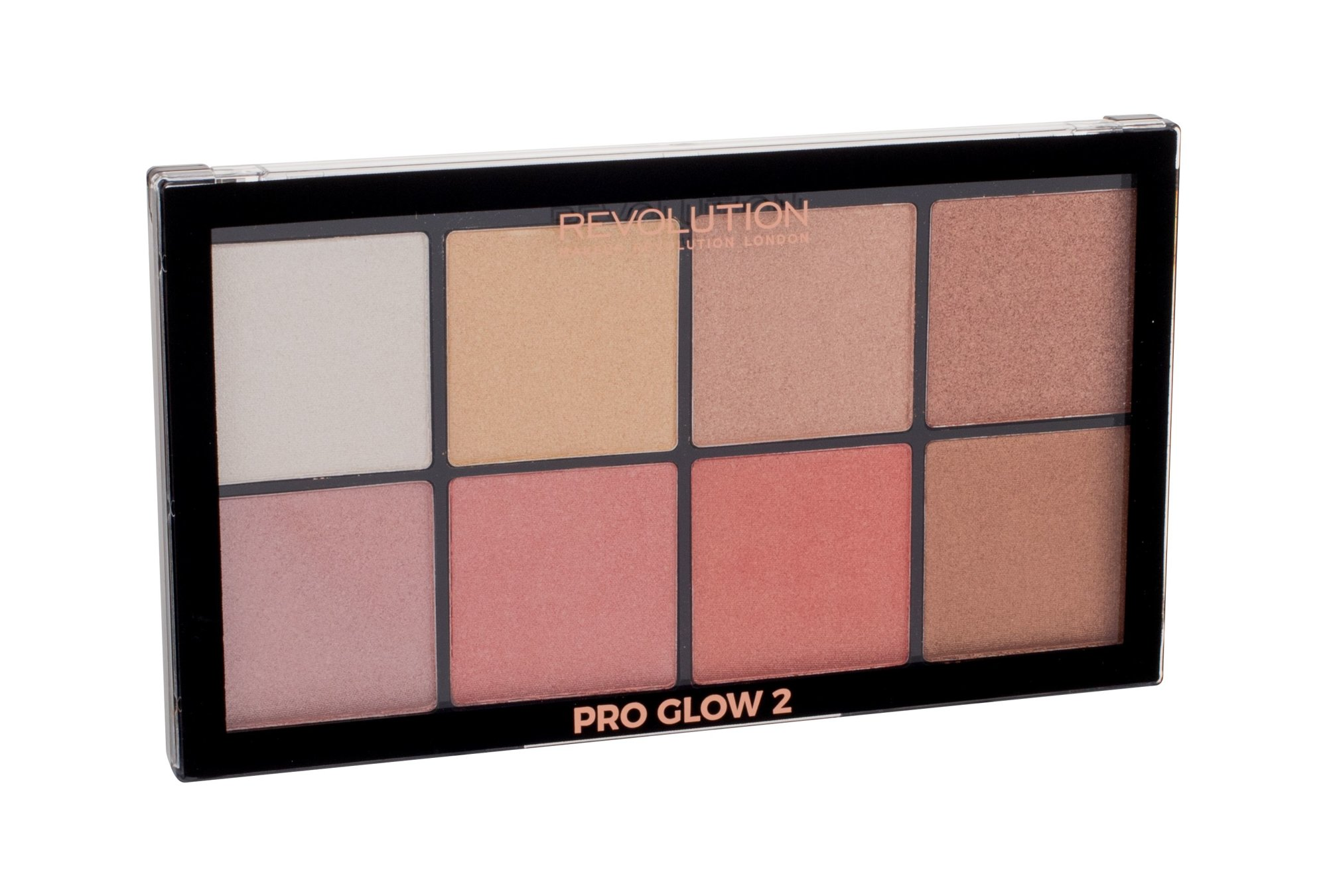 Makeup Revolution London Ultra Pro Glow Palette 2 Cosmetic 20g
