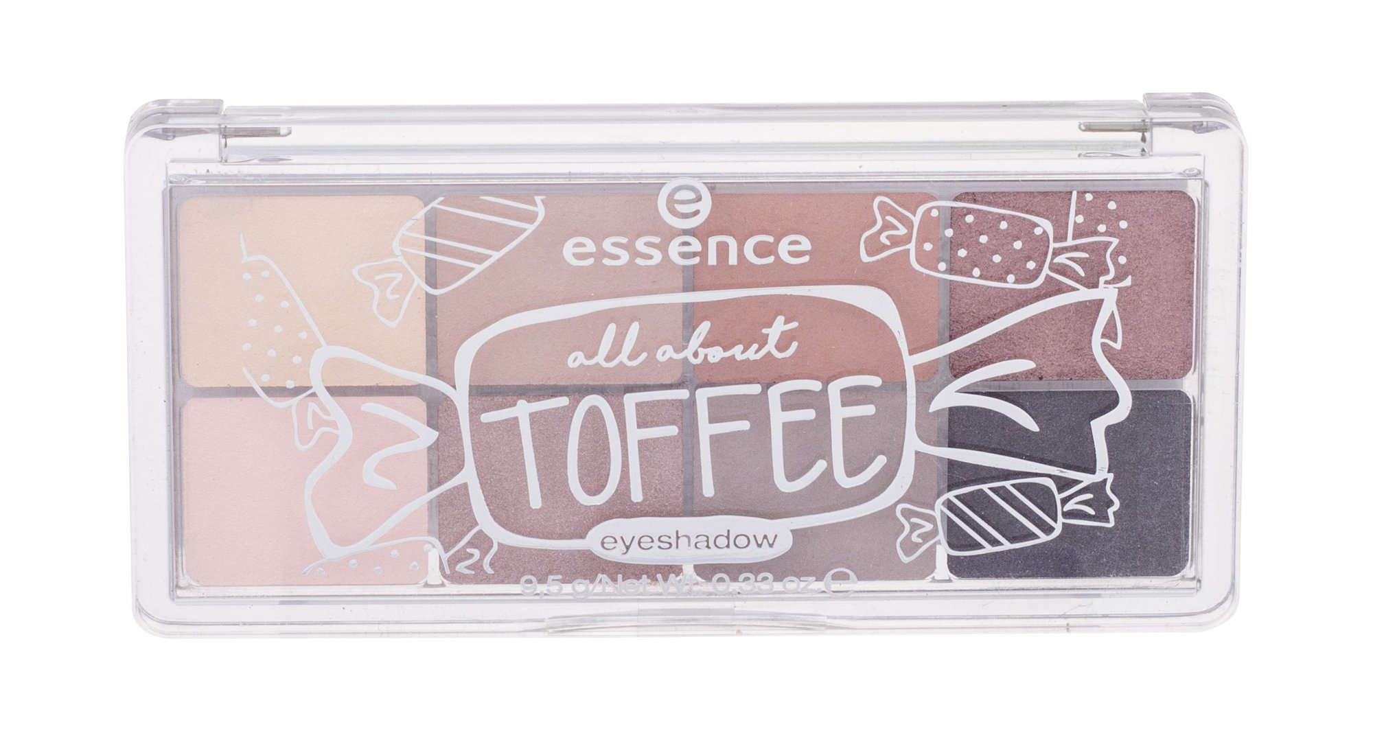 Essence All About Cosmetic 9,5ml 06 Toffee