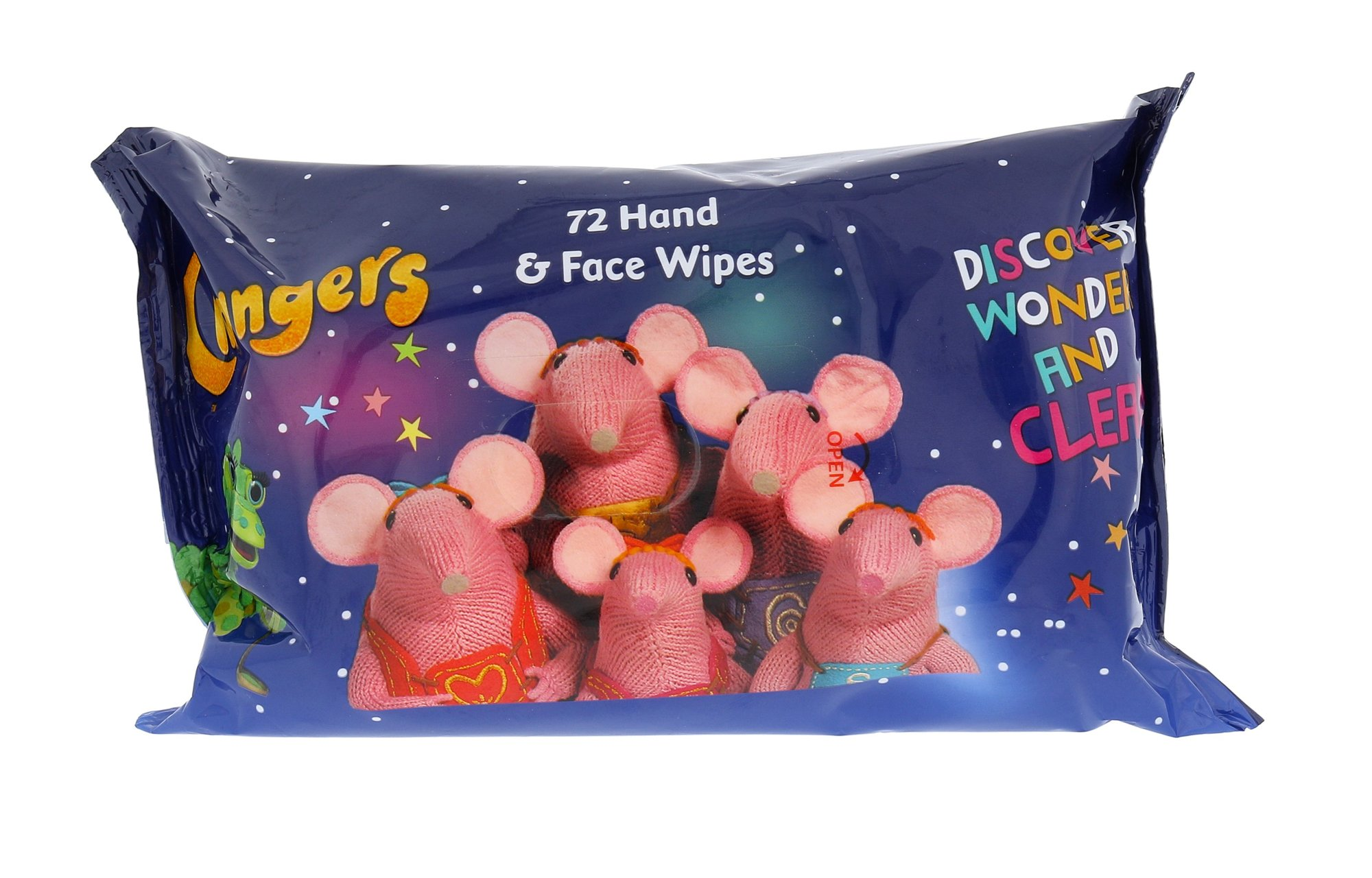 Clangers Clangers Cosmetic 72ml