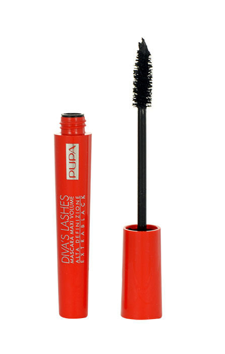 Pupa Diva´s Lashes Mascara Cosmetic 10ml Extra Black