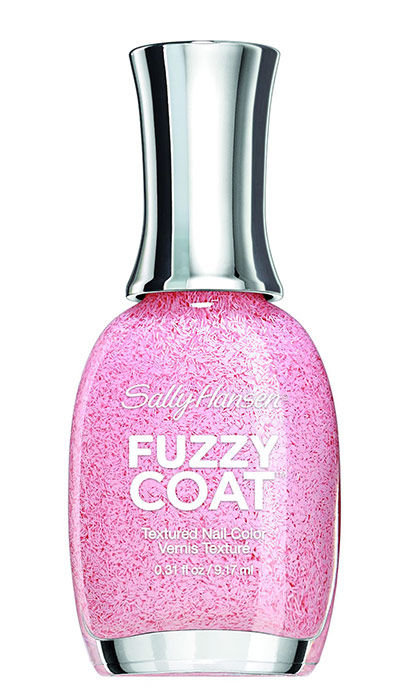 Sally Hansen Fuzzy Coat Cosmetic 9,17ml 100 Wool Lite