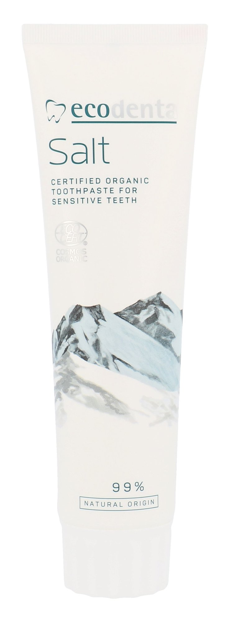 Ecodenta Certified Organic Toothpaste For Sensitive Teeth Cosmetic 100ml